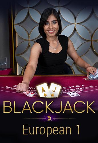 European Blackjack 1