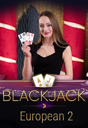 European Blackjack 2